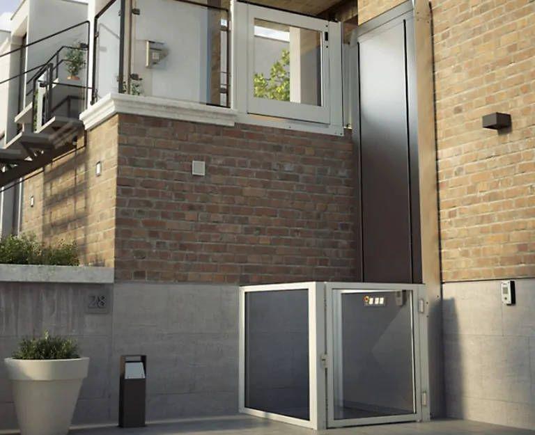 Plate-forme élévatrice S11 une solution versatile pour l'accessibilité des espaces publics