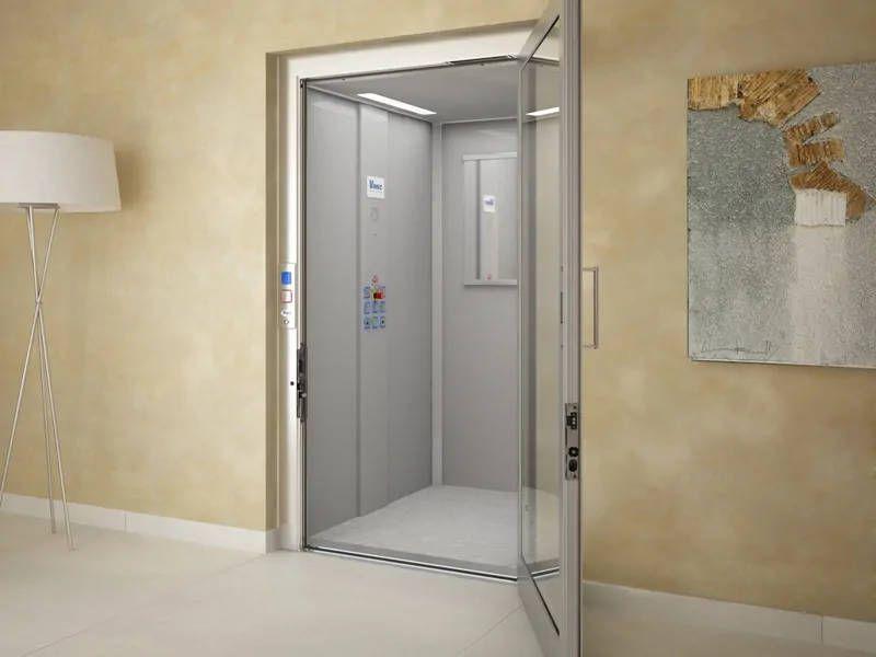 Les ascenseurs privatifs : la solution idéale pour répondre à des contraintes de mobilité.