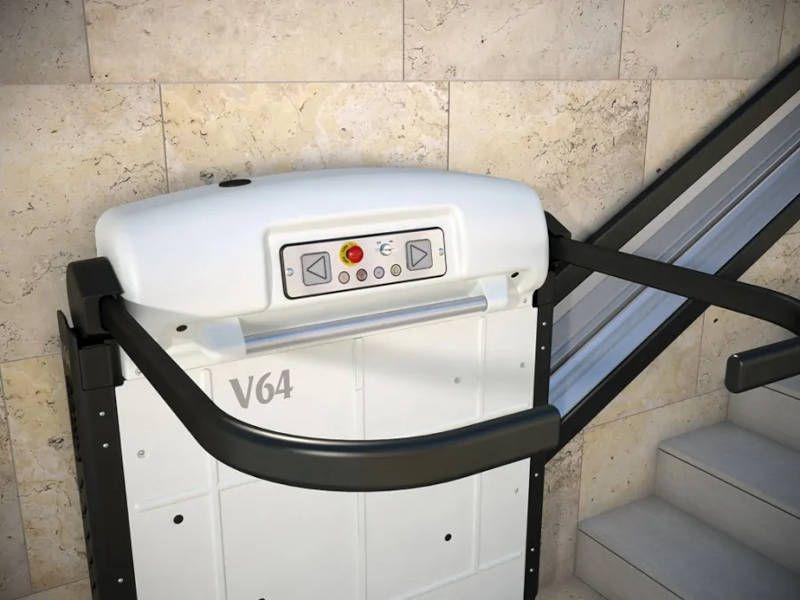 Restylage pour les monte-escalier à plate-forme Vimec