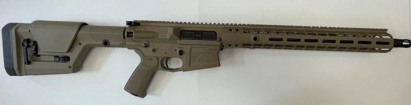 AEROPRECISION M5E1 M-LOK - TAN