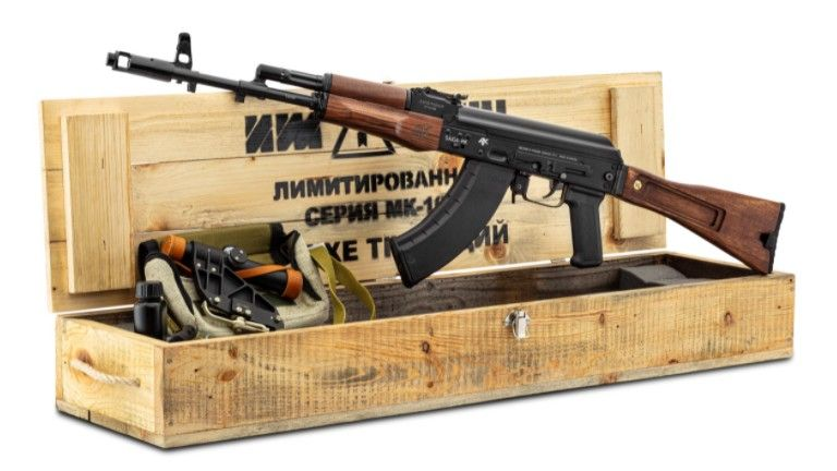 IZHMASH KALASHNIKOV SAIGA MKK-103 S.O.T.