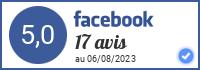 Ma note Facebook